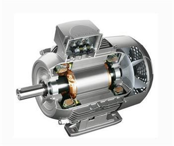 电动机产品照片