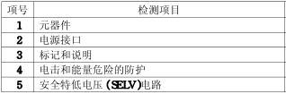 打印机3C认证检测项目图片