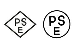 PSE认证菱形和圆形图片